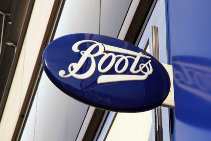 Boots beauty halls Huda Beauty Joanna Rogers