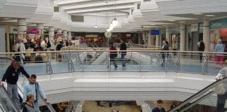 The Galleries shopping centre in Bristol