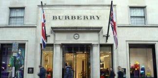 Burberry store closures