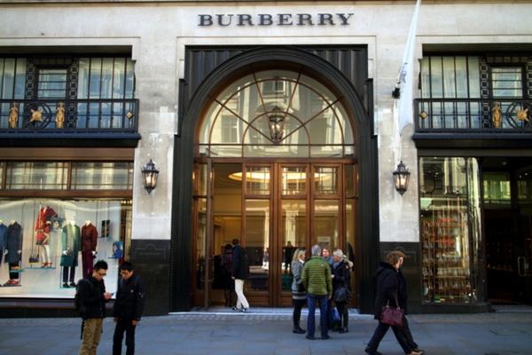 Burberry International Women's Day