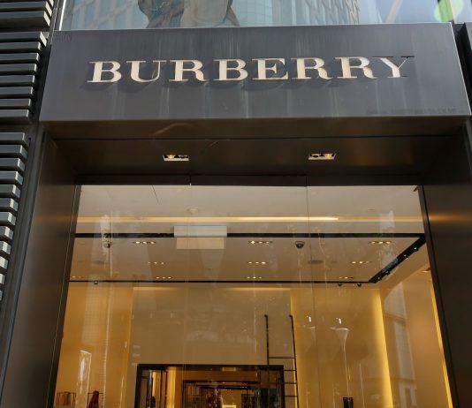 Burberry sales edge up in golden quarter