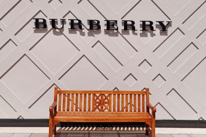 Burberry Hong Kong protests Marco Gobbetti