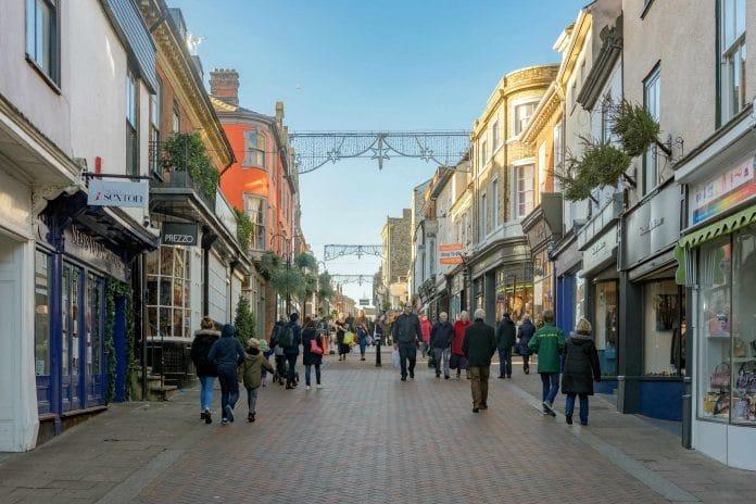 community shopping centres