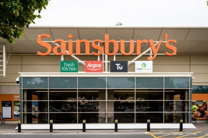 Sainsbury's to overhaul store estate as it warns on half-year profits