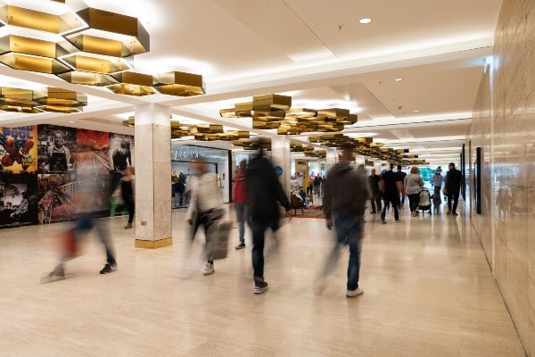 One of the top 10 shopping centres in the UK, Centre MK is bucking the nationwide trend of declining footfall, reporting its footfall is up 2.5 per cent year-on-year.