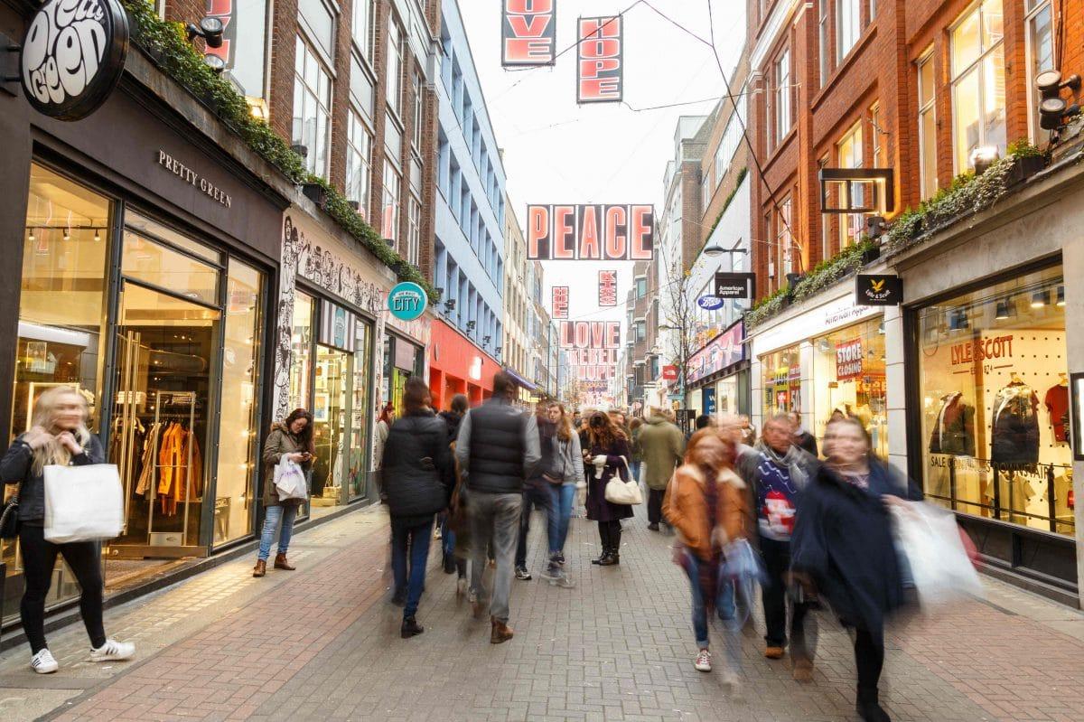 Consumer Confidence Slips In October Retail Gazette