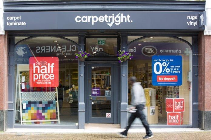 Carpetright Christmas