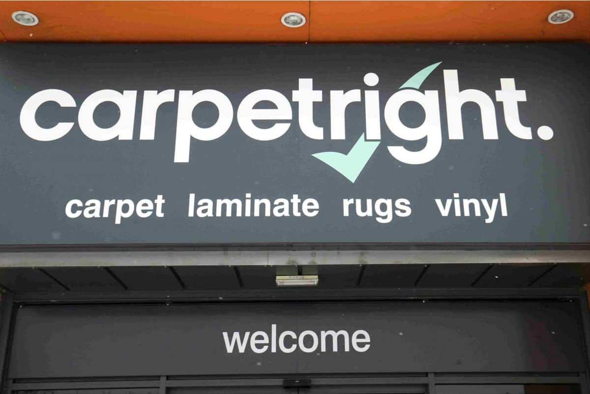 Carpetright Reveals New Partnership With Furniture Village Retail