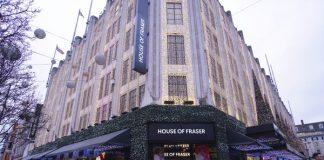 House of Fraser vision