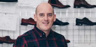 Oliver Sweeney managing director Chris Webster