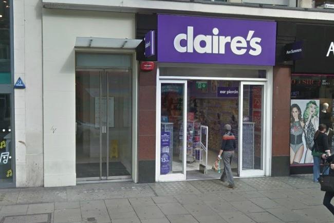Claire's CEO