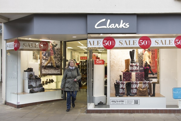 Clarks CEO