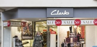 Clarks seeks rent reductions but stops short of CVA