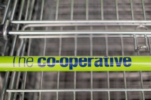 Central England Co-op scored a treble treble after being awarded industry leading awards for the third time in three years for its work reducing carbon emissions, waste and water use.