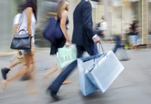 Retail sales flatline in January