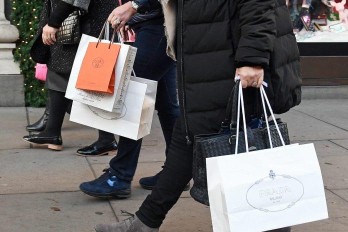 April retail sales