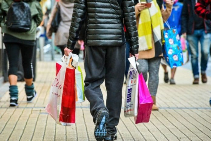 Birmingham consumers spend more on clothes than other UK city dwellers