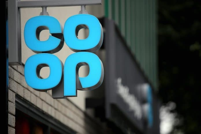 Co-op Aviva pension scheme