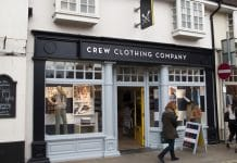 Crew Clothing CEO