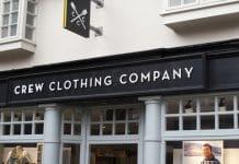 Crew Clothing brand director