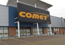 Comet Deloitte administration fine