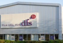 DFS shares slip as half-year sales fall 6%
