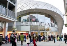 Debenhams rent cuts store closures CVA