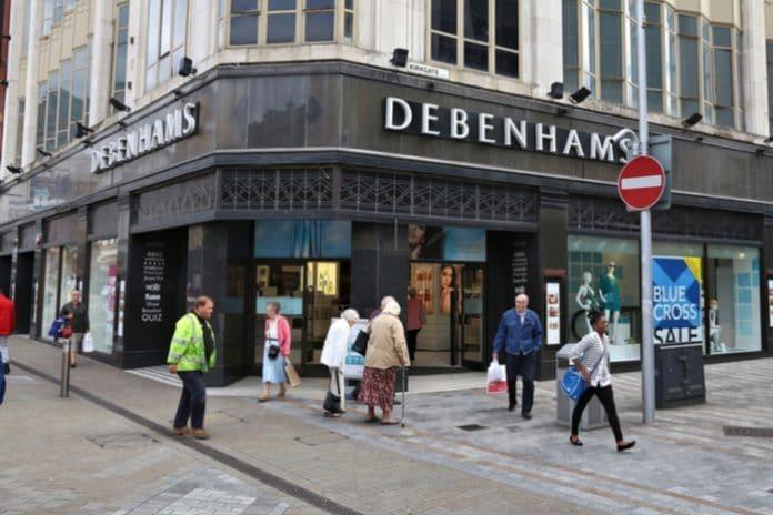 Debenhams appoints John Walden & Kevin Conroy to the board