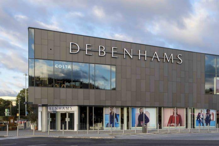 Debenhams CEO
