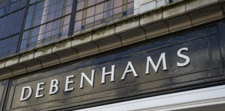 Debenhams trading director
