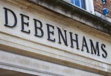 Debenhams store closures