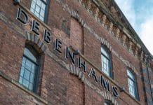 Debenhams store closures