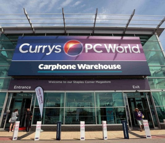 Dixons Carphone fine