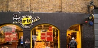 Dr Martens full year report 18% like-for-like sales growth