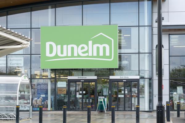 Dunelm shares