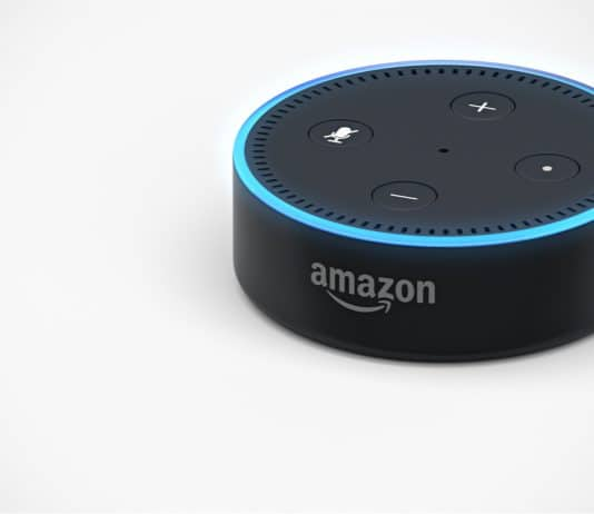 Amazon Echo devices are being built by Chinese school children who are often forced to work nights and hours of overtime, according to a Guardian report.