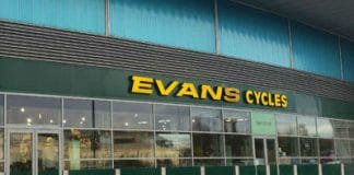 Halfords Evans Cycles
