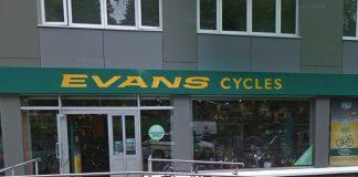 Halfrods Evans Cycles