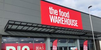 Food Warehouse 100th