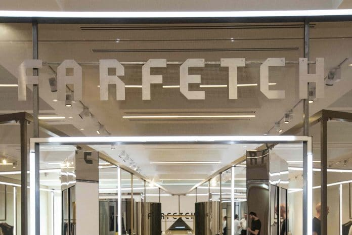 Farfetch Harrods