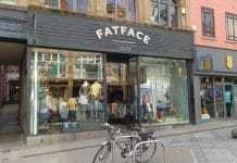 Fat Face promotions