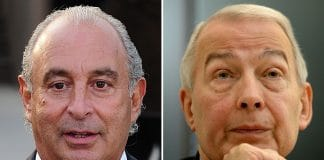 Philip Green Frank Field