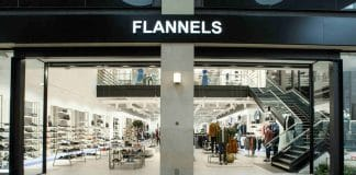 The fashion retailer Flannels, has opened its 18,000 sq ft Oxford Street flagship