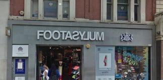 Footasylum shares
