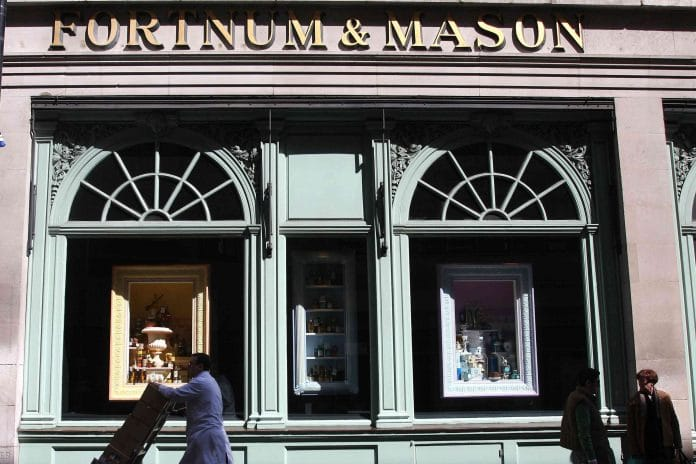 Fortnum & Mason data breach