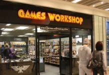 Games Workshop shares profits sales soar half year
