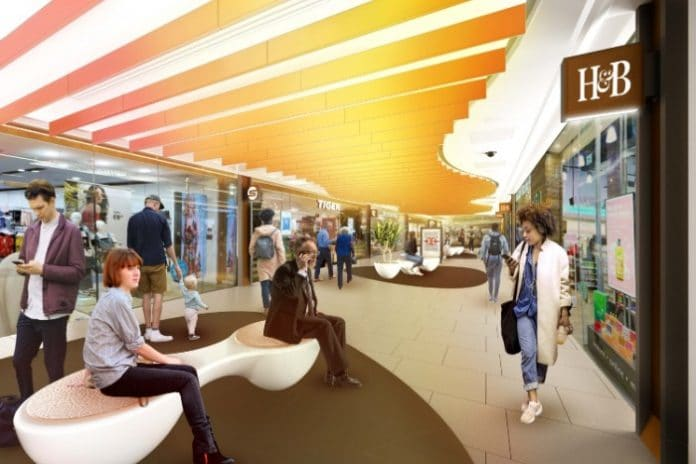 New Street Mall will receive a £2 million as part of a wider upgrades to increase engagement at its flagship destination Grand Central. The Hammerson owned shopping centre is the retail and food destination integrated with Birmingham New Street - the busiest transport hub outside London.