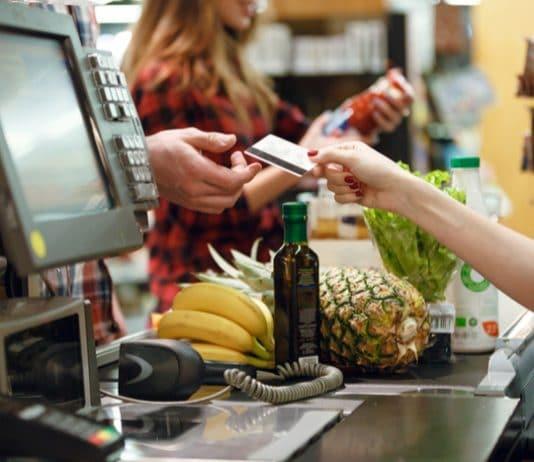 Grocery sales slow ahead of peak Christmas season