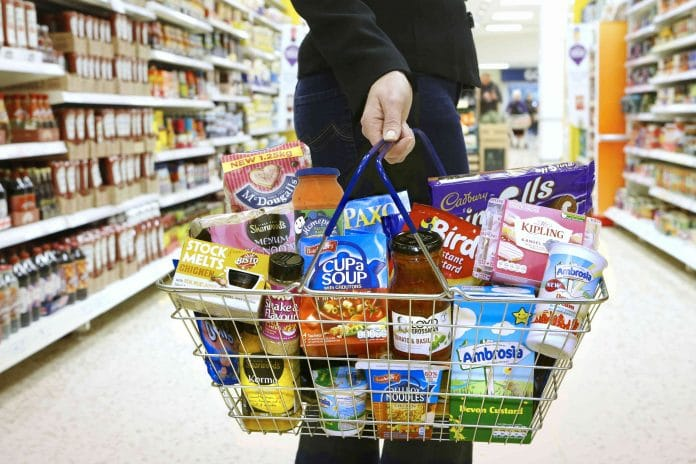 Groceries tracker