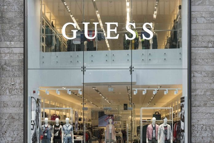 Guess at Liverpool One shopping centre is the UK's largest guess store outside of London. (Supplied image)